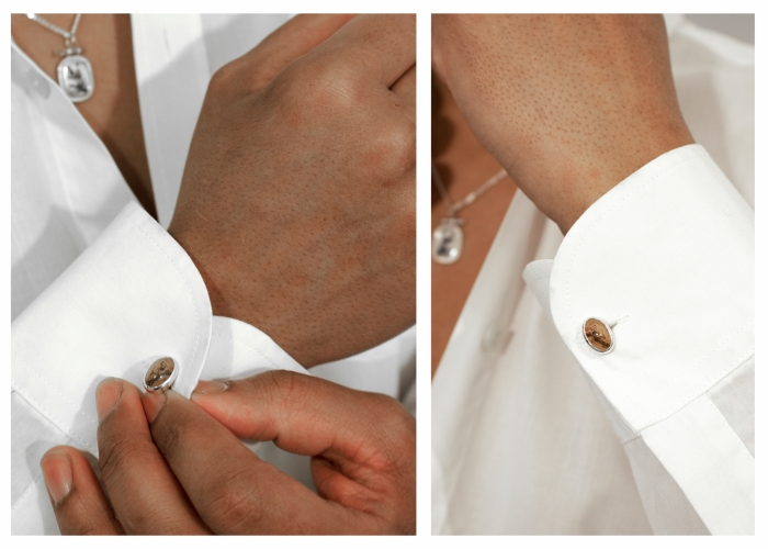3 cufflinks